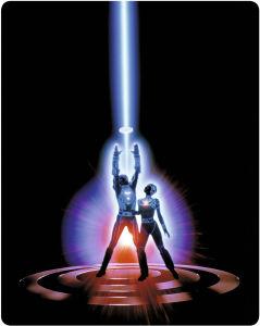Tron - Steelbook Exclusivo de Zavvi (Edición Limitada): Image 4