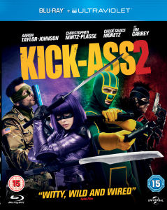 Kick-Ass 2 (+Ultraviolet)
