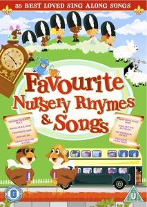 Favourite Nursery Rhymes and Childrens Songs