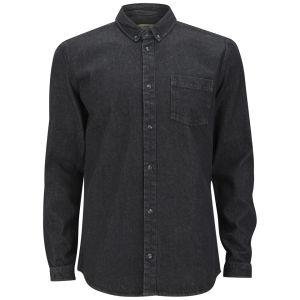 Suit Men's Pepino Denim Shirt - Black