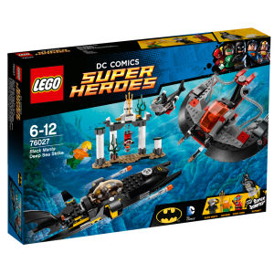 LEGO DC Universe: Justice League Black Manta Deep Sea Strike (76027)