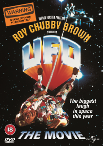 Chubby UFO: The Movie