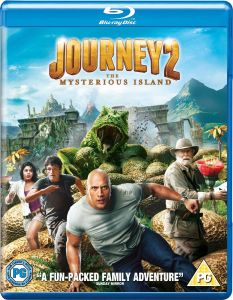 Journey 2: Mysterious Island - Single Play Blu-Ray