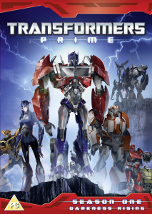 Transformers Prime - Season 1: Darkness Rising