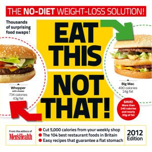 Men's Health Eat this, Not that!