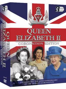 Queen Elizabeth II - Coronation Editie