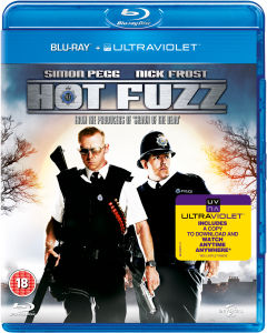 Hot Fuzz - Limited Edition (Bevat UltraViolet Copy)