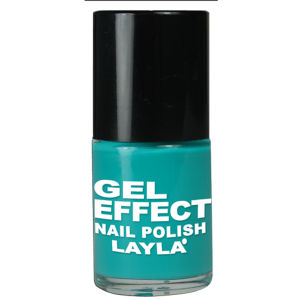 Layla Cosmetics Gel Effect Nail Polish N.11 Tropical Island (10ml)