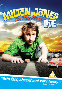 Milton Jones Live: On Road