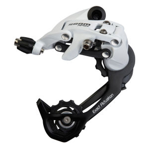 SRAM Apex Rear Mech White WiFli (Medium Cage)