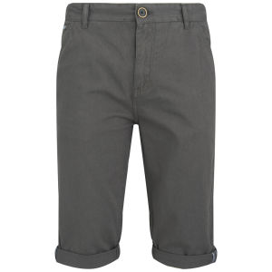 Brave Soul Men's Anderson Shorts - Charcoal