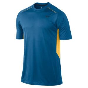 Nike Men's Legacy Short Sleeve T-Shirt - Military Blue
