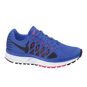 Nike Men's Zoom Vomero 9 Running Shoes - Cobalt Blue/Black
