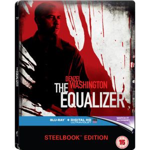 The Equalizer - Steelbook Exclusivo de Edición Limitada