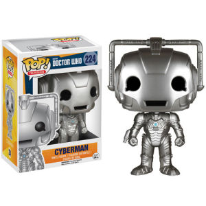 Doctor Who Cyberman Funko Pop! Vinyl