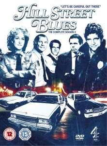 Hill Street Blues - Seizoen 2 - Compleet
