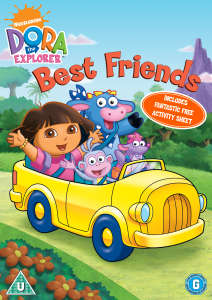 Dora Explorer - Best Friends