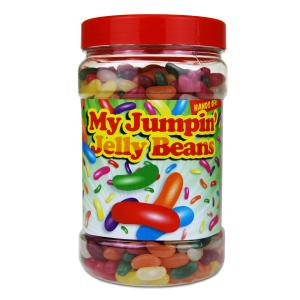 My Jumping Jelly Beans Jar