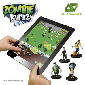 Zombie Burbz for iOS and Android by AppGear - High School