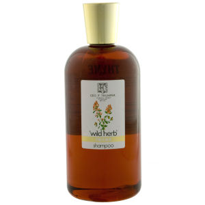Trumpers Thyme Herbal Shampoo - 500ml Travel