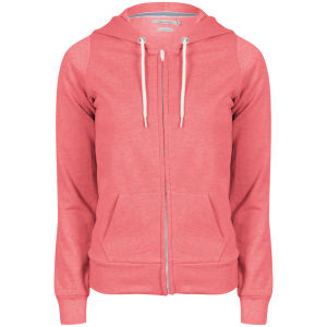 Chaqueta capucha Brave Soul Adrian - Mujer - Coral