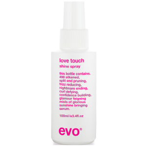 Evo Love Touch Shine Spray (3oz)