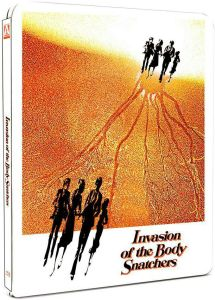 Invasion of the Body Snatchers - Limited Edition Steelbook