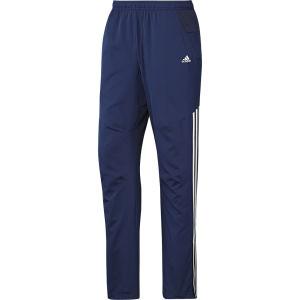 adidas Men's Classic Woven Open Hem Training Pants - Navy