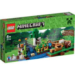 LEGO Minecraft: The Farm (21114)