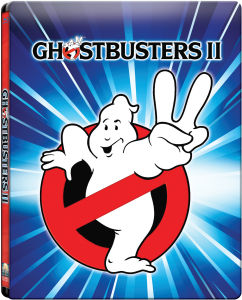 Ghostbusters 2 - Zavvi UK Exclusive Limited Edition Steelbook (Ultra Limited)