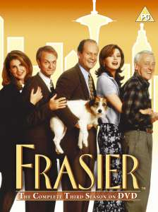 Frasier - Complete Season 3 [Repackaged]