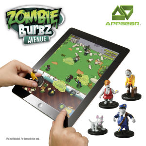 Zombie Burbz for iOS and Android by AppGear - Avenue