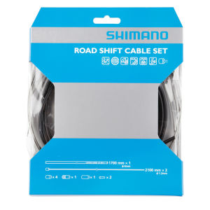 Shimano Road Schaltzugset – PTFE Innenbeschichtung