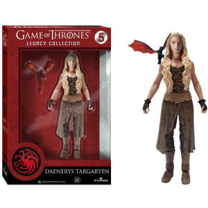 Game Of Thrones Daenerys Targaryen Legacy Action Figure