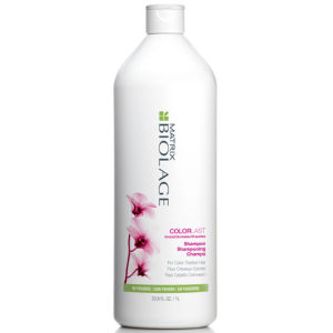 Biolage ColorLast Coloured Hair Shampoo With Pump For Coloured Hair 1000ml