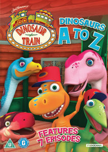 Dinosaur Train: A TO Z