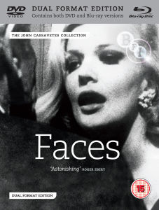 Faces [Blu-Ray and DVD]