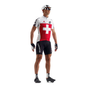 Assos SS.Equipe Suisse Short Sleeve Cycling Jersey
