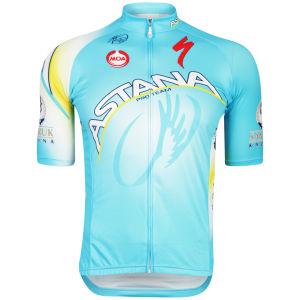 Astana Team Full Zipp SS Jersey - 2013