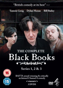 Black Books - Series 1-3