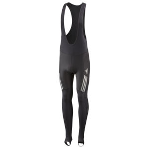 Adidas Supernova Windbreaker Tights - Black/Silver