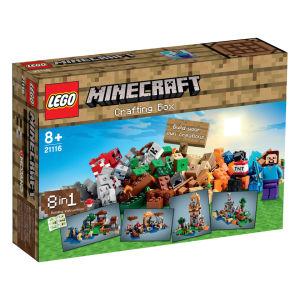 LEGO Minecraft: Crafting Box (21116)