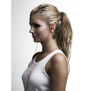 bang and olufsen earphones. bang \u0026 olufsen a8 earphones - orange: image 3 and n