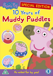 Peppa Pig - 10 Years of Muddy Puddles
