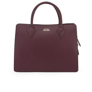 Matthew Williamson Tote Bag - Burgundy