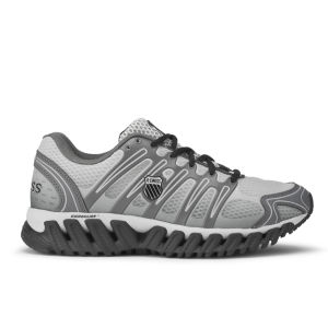 K-Swiss Men's Blade-Max Strong Running Shoes - Charcoal/Grey/Black