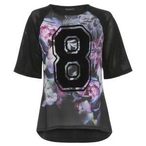 Damned Delux Women's Rum T-Shirt - Multi