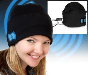 Equaliser Music Hat