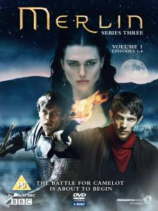 Merlin - Series 3, Volume 1