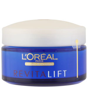 L'Oreal Paris Dermo Expertise Revitalift 抗皱+紧致晚霜(50ml)